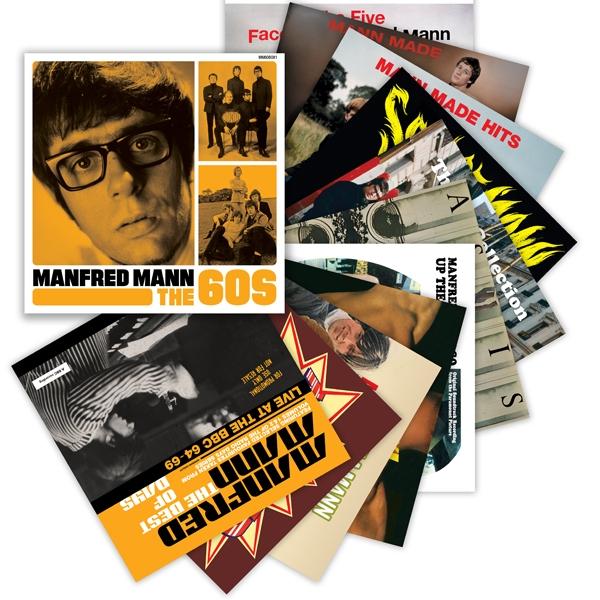 The Sixties (Box-Set-11CD)