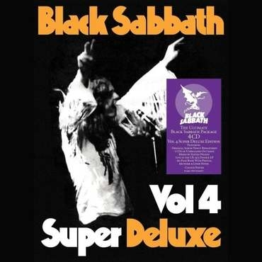 Vol 4 - Super Deluxe (4CD)