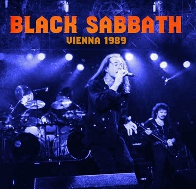 Black Sabbath Live 1989 (2CD) (JAP)