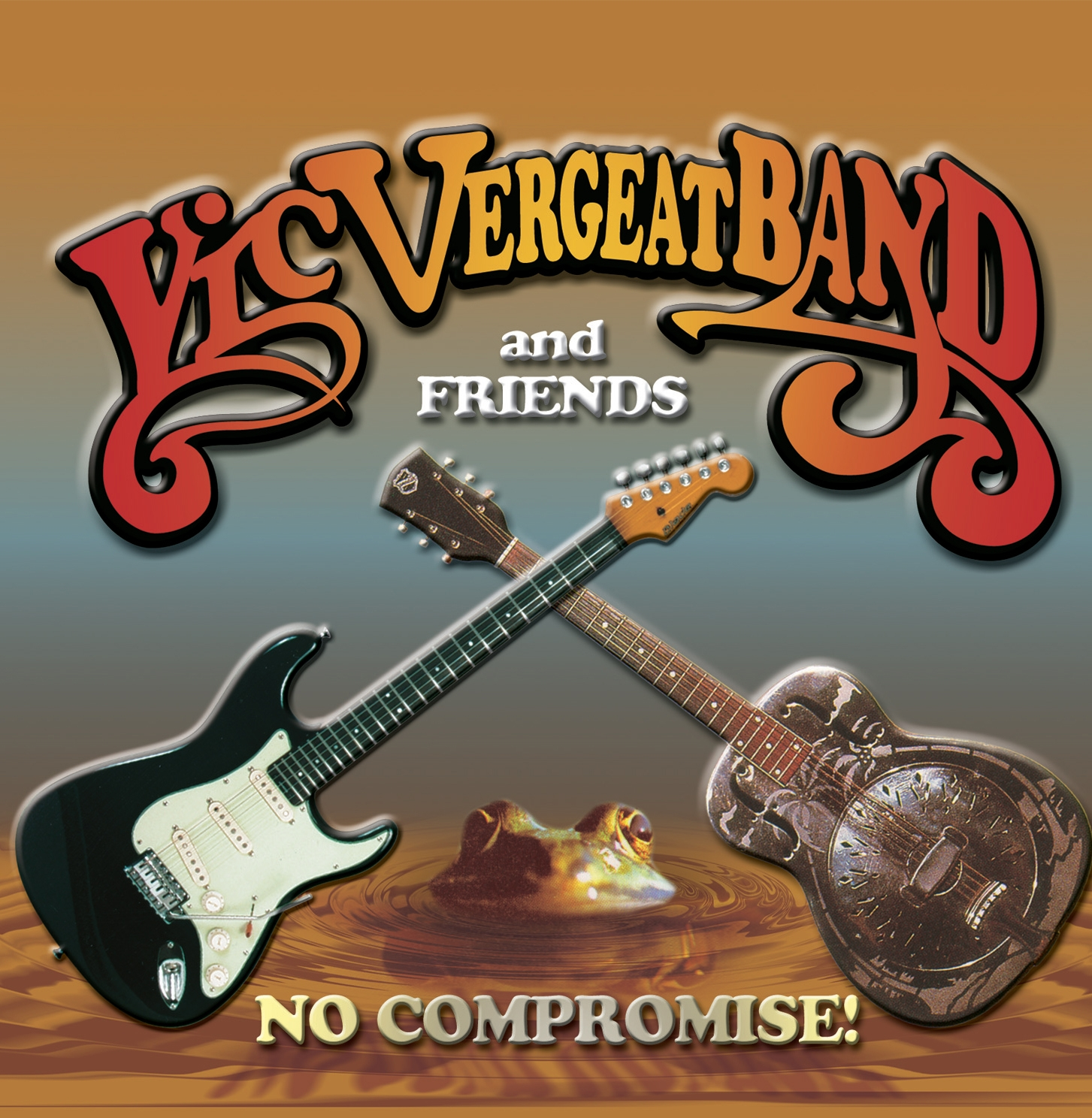 & Friends - No Compromise! (2CD)