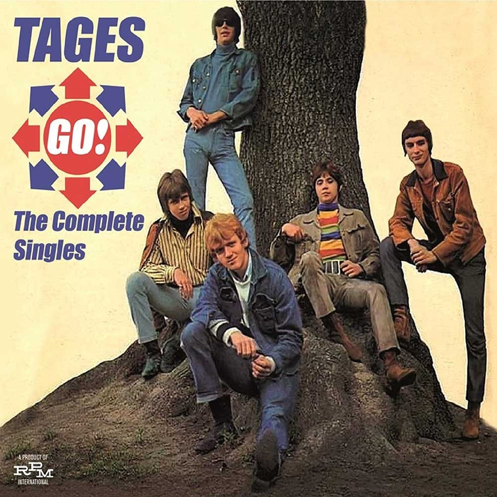 Go! – The Complete Singles, 2CD