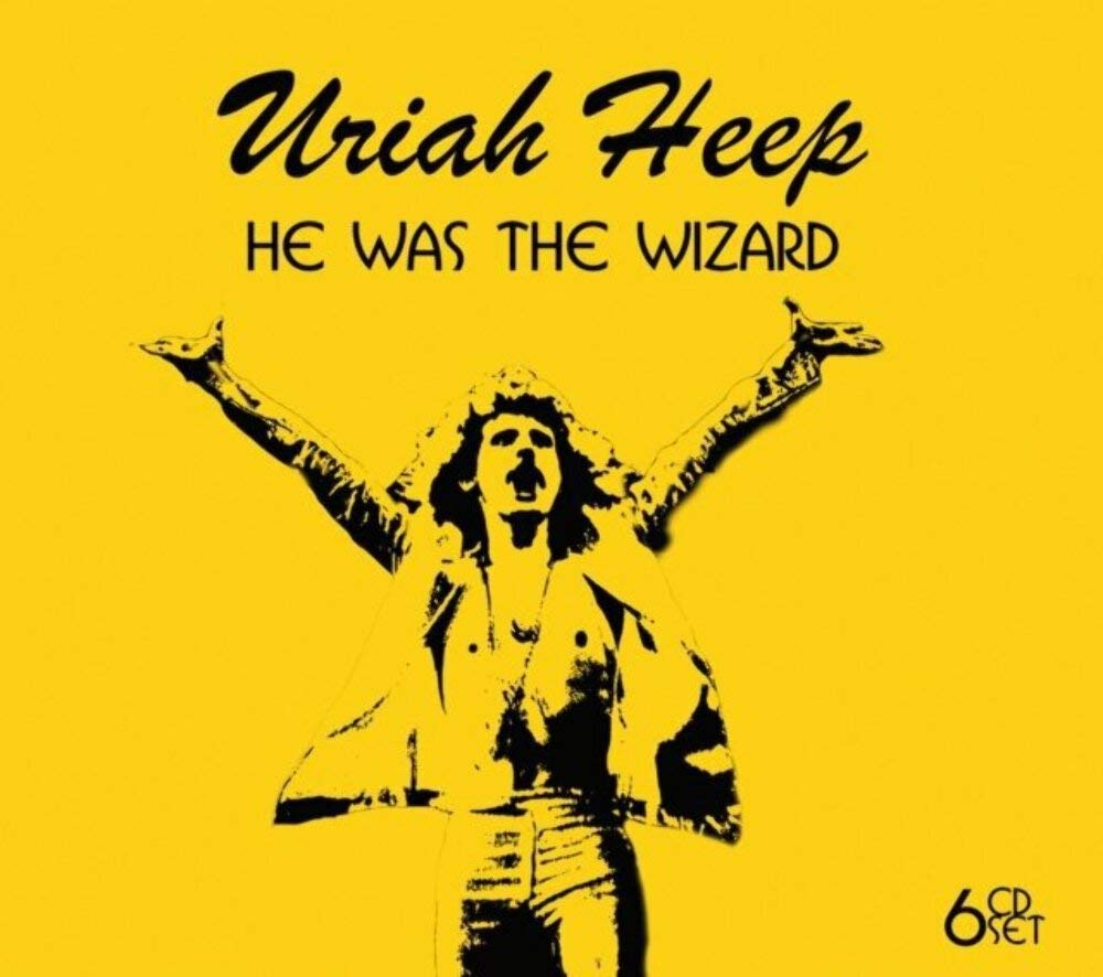 HE WAS THE WIZARD: 6 CD SET