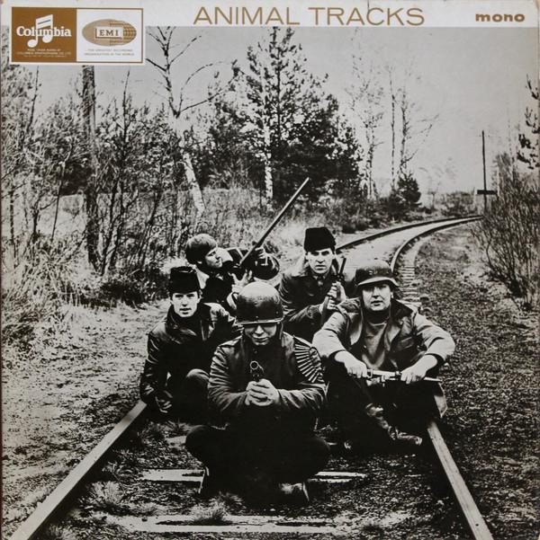 Animals Tracks (Vinyl)