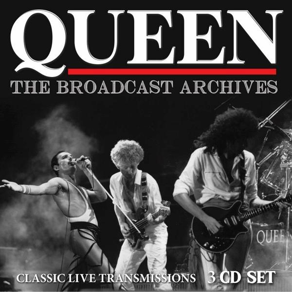 THE BROADCAST ARCHIVES (3CD)