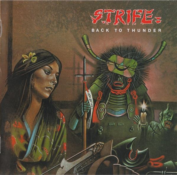 Back To Thunder ( + 4 Bonus Tracks)