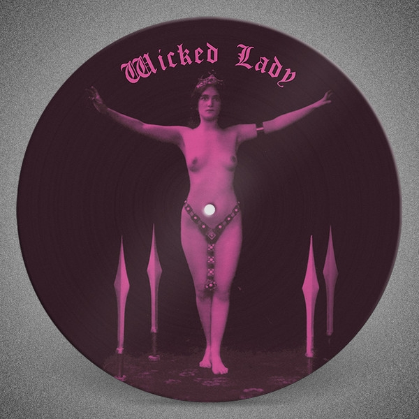 A WICKED SELECTION...BY MARTIN WEAVER (Vinyl-Picture Disc)