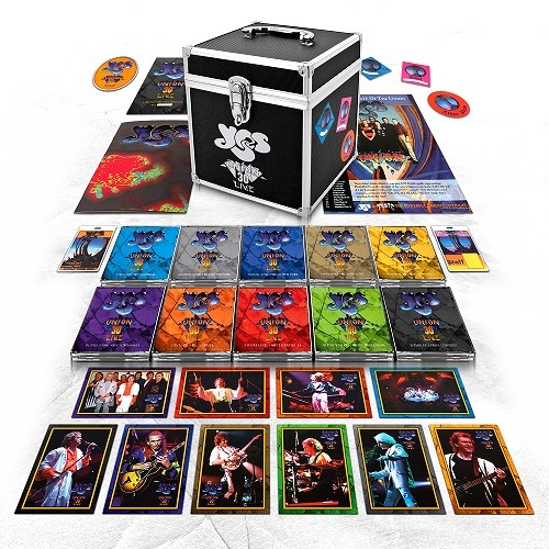 UNION LIVE LIMITED EDITION, SUPER DELUXE FLIGHT CASE - 30 YEAR ANNIVERSARY EDITION