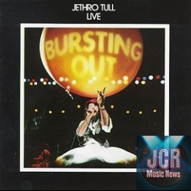 Bursting Out: Jethro Tull Live (2 CD + 1 bonus tracks)