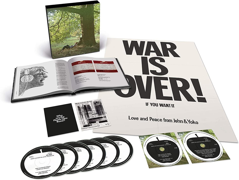 John Lennon/Plastic Ono Band 6CD+2blu-ray box set