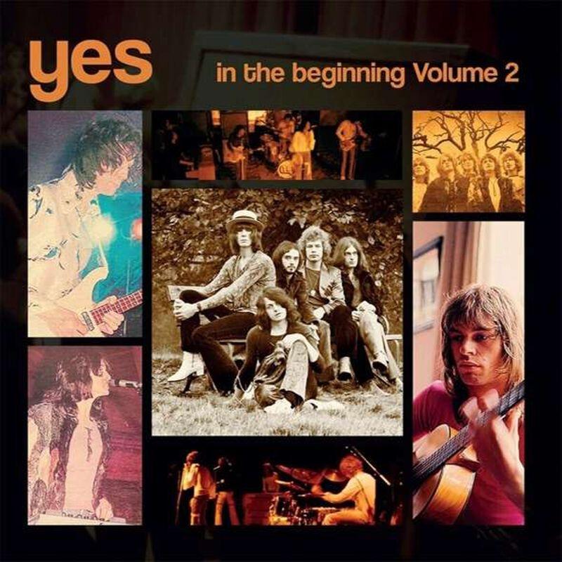 In the beginning Vol.2