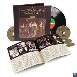 Déjà Vu 50th anniversary deluxe (4CD + Vinyl)