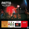 Give It All Away – The Albums 1970-1973, 4CD Box Set