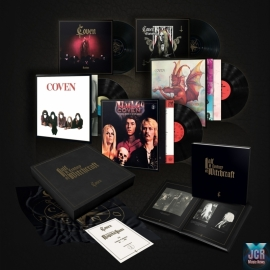 Half a Century of Witchcraft (Ltd.5cd-Box/Book)