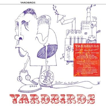 The Yardbirds (Roger The Engineer) - Super Deluxe Box Set