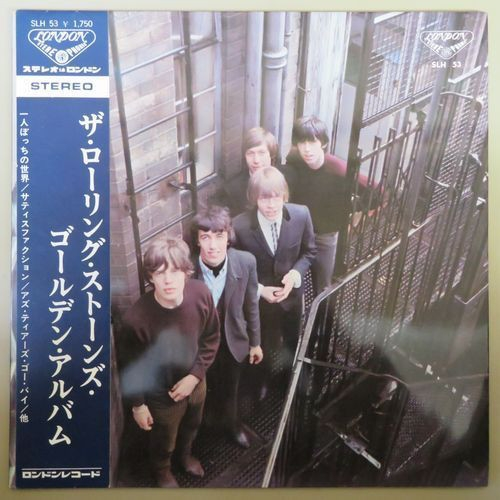 The Rolling Stones Golden Album