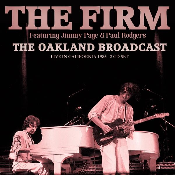 THE OAKLAND BROADCAST (2CD)