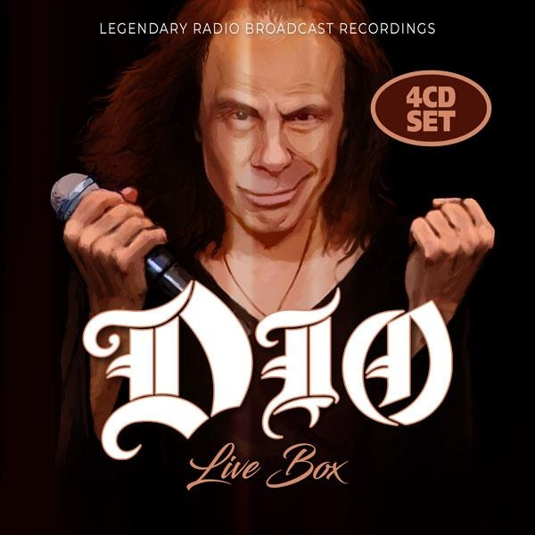 LIVE BOX (4-CD SET)