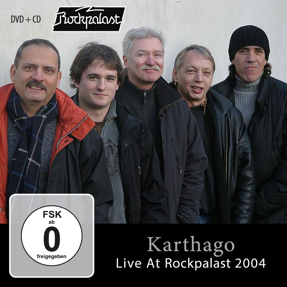LIVE AT ROCKPALAST 2004 CD+DVD