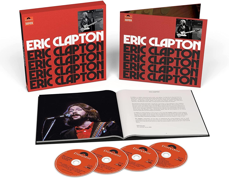Eric Clapton (Anniversary Deluxe Edition) !