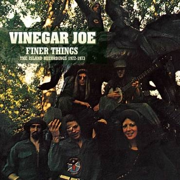 Vinegar Joe: The Island Recordings 1972-1973, 3CD