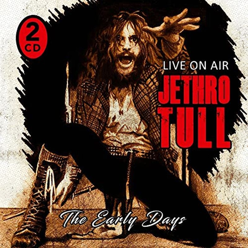 The early days / Live on air (2CD)