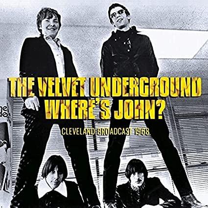 Where's John Radio Broadcast Cleveland 1968