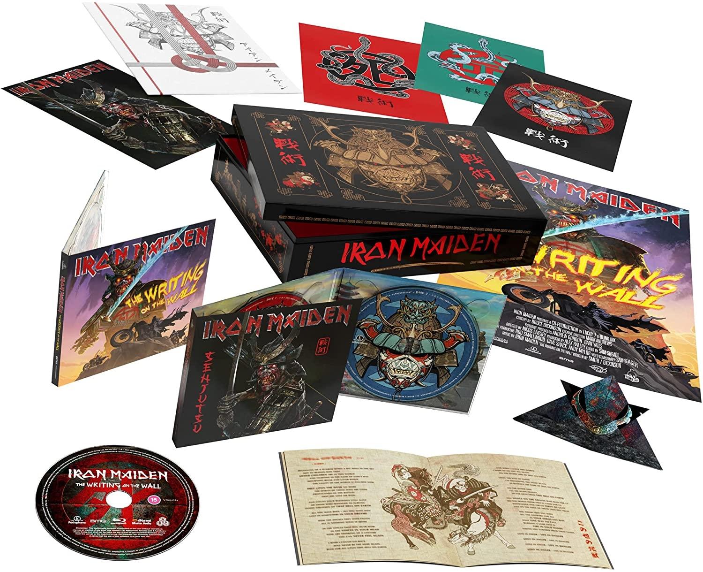 Senjutsu (Super Deluxe Boxset)