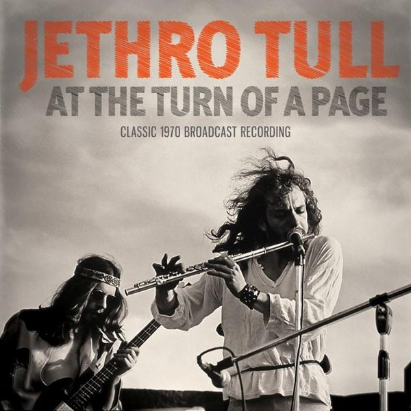 AT THE TURN OF A PAGE Live 1970