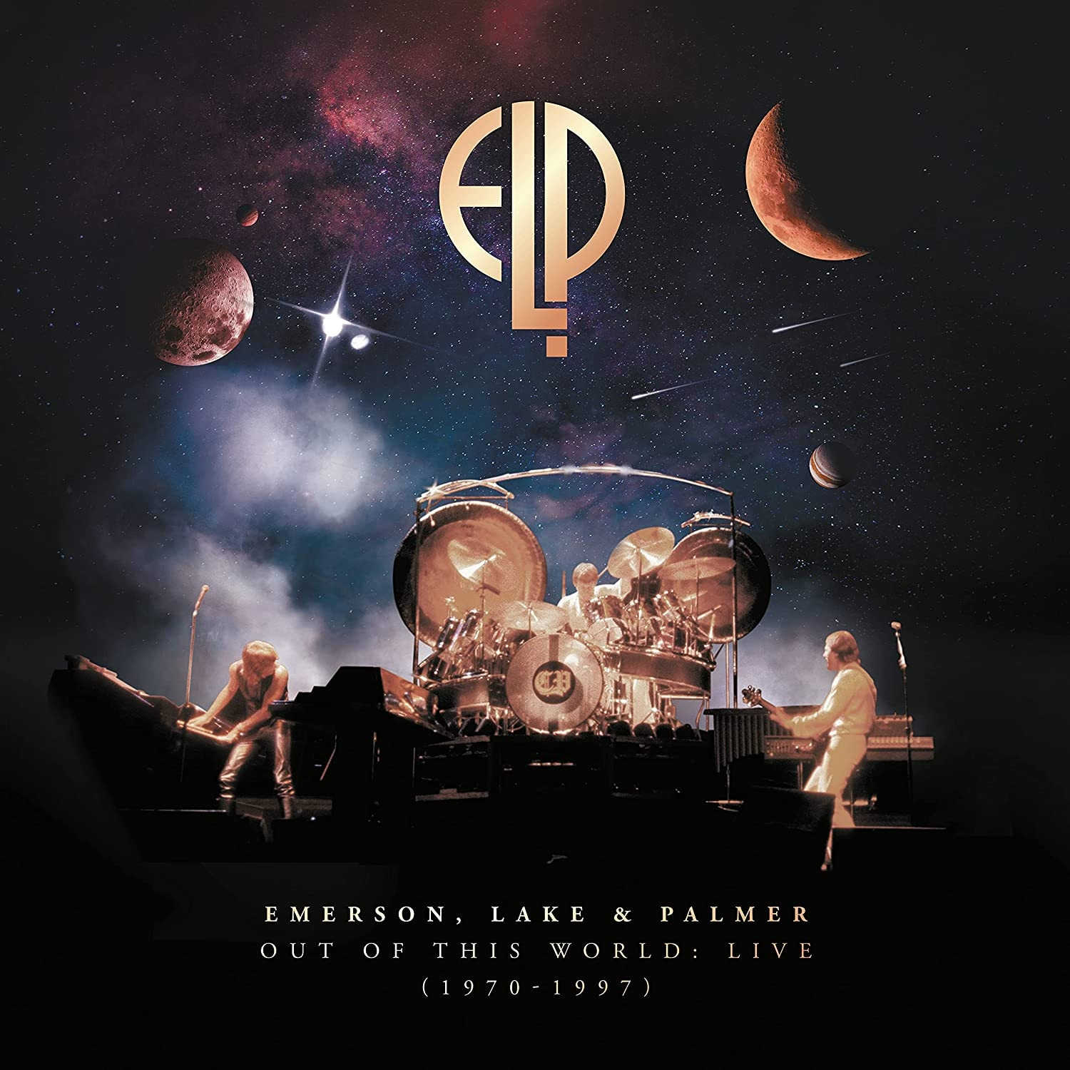 Out of This World: Live (1970-1997) (7CD)