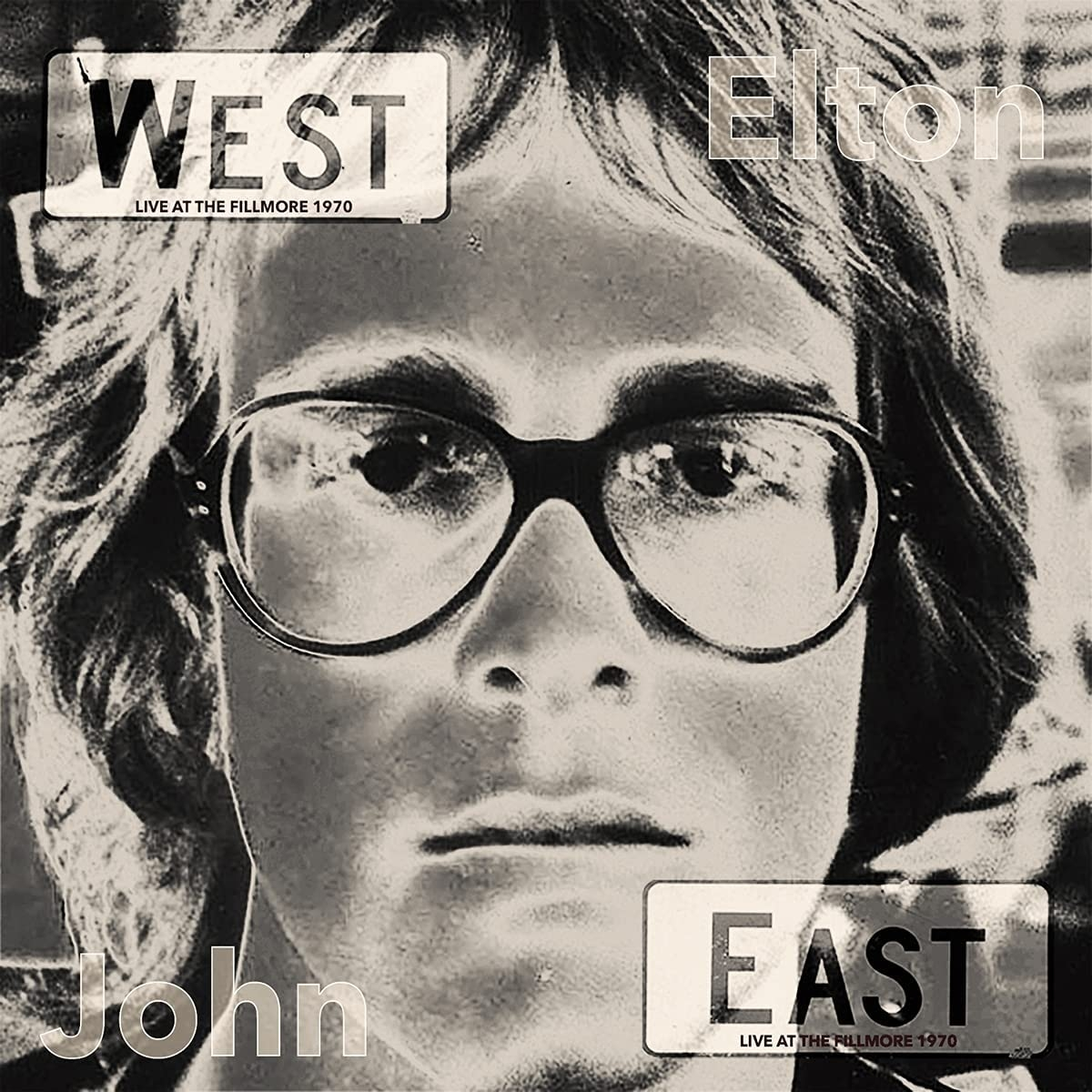 From West To East - Live At The Fillmore 1970