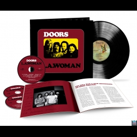 L.A. Woman 50th anniversary deluxe edition