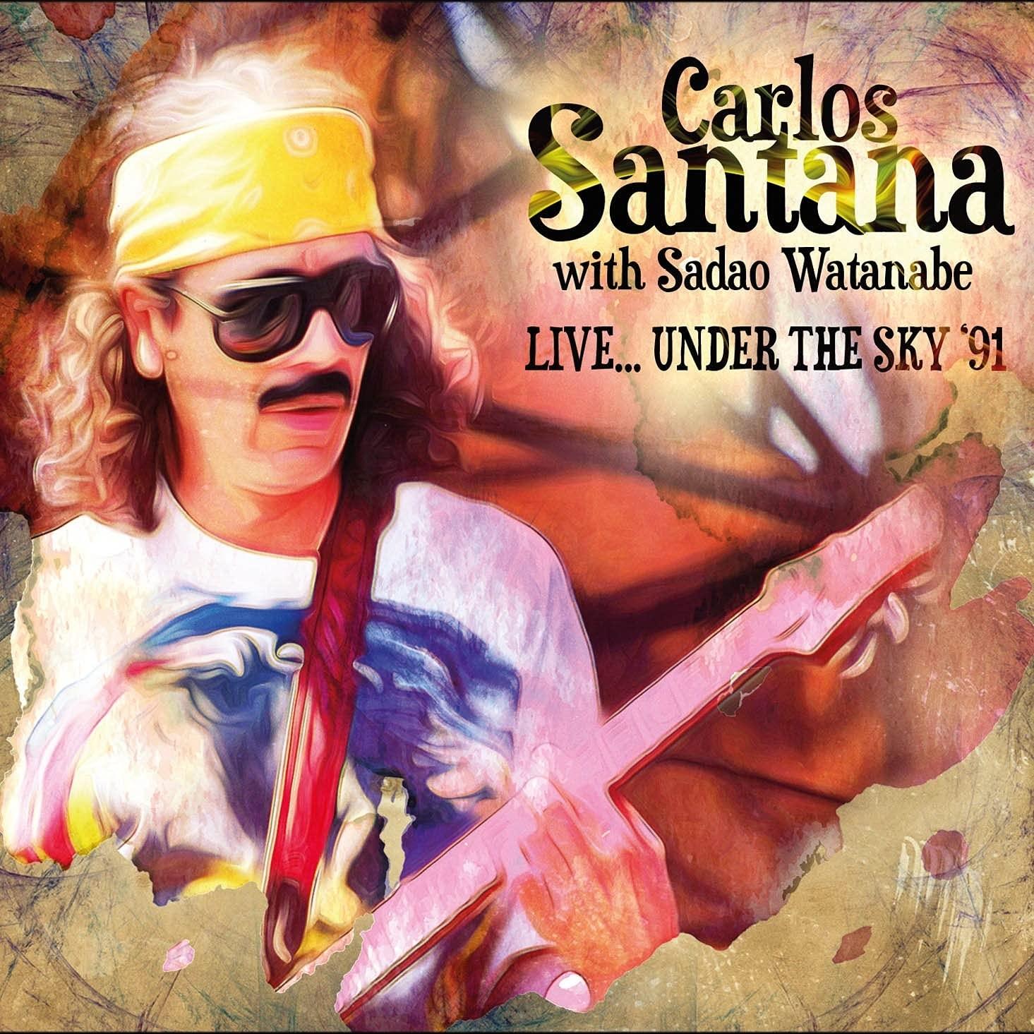 Live Under The Sky 91 Radio Broadcast Tokyo (2CD)