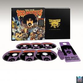 Frank Zappa's '200 Motels' Soundtrack Gets a 6-CD Upgrade
