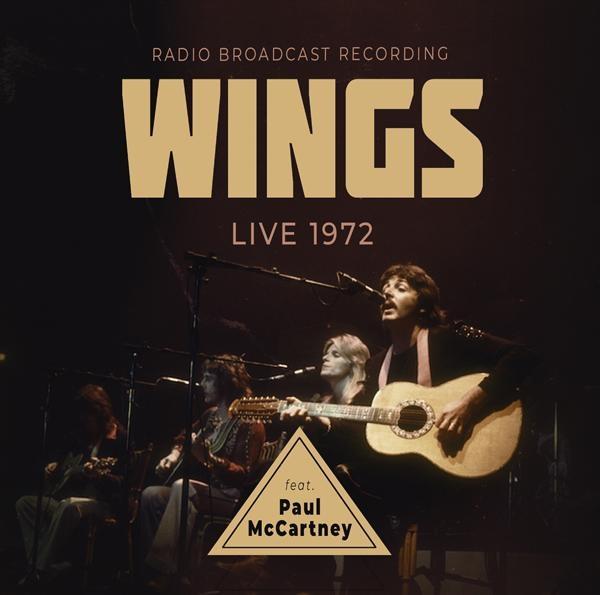 LIVE 1972 / RADIO BROADCAST