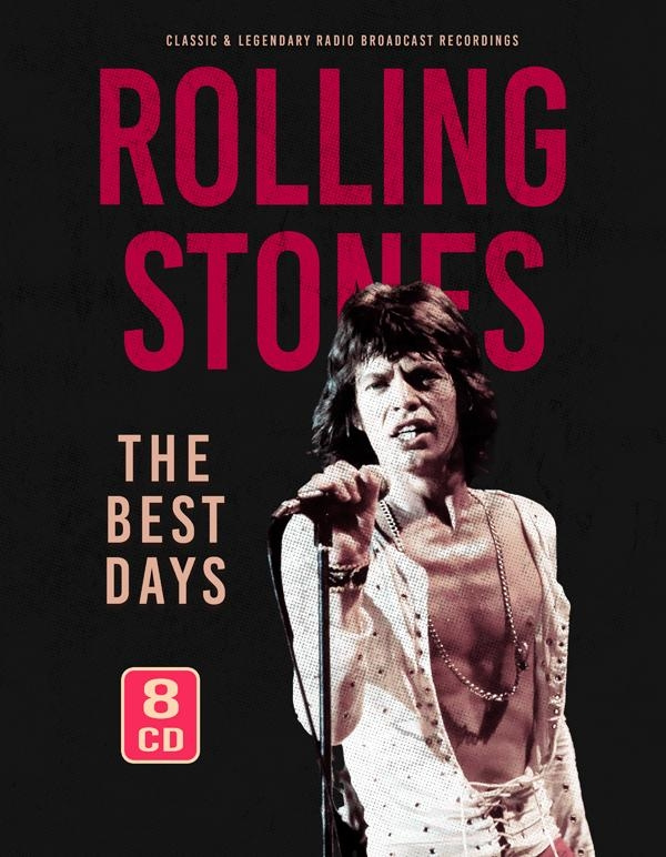 THE BEST DAYS/RADIO RECORDINGS (8CD BOX)
