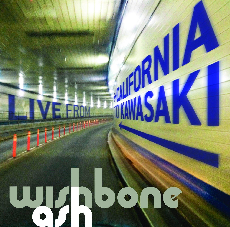 CALIFORNIA TO KAWASAKI - A ROADWORKS JOURNEY (2CD)