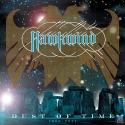 Hawkwind: Dust Of Time – An Anthology, 6CD Box Set