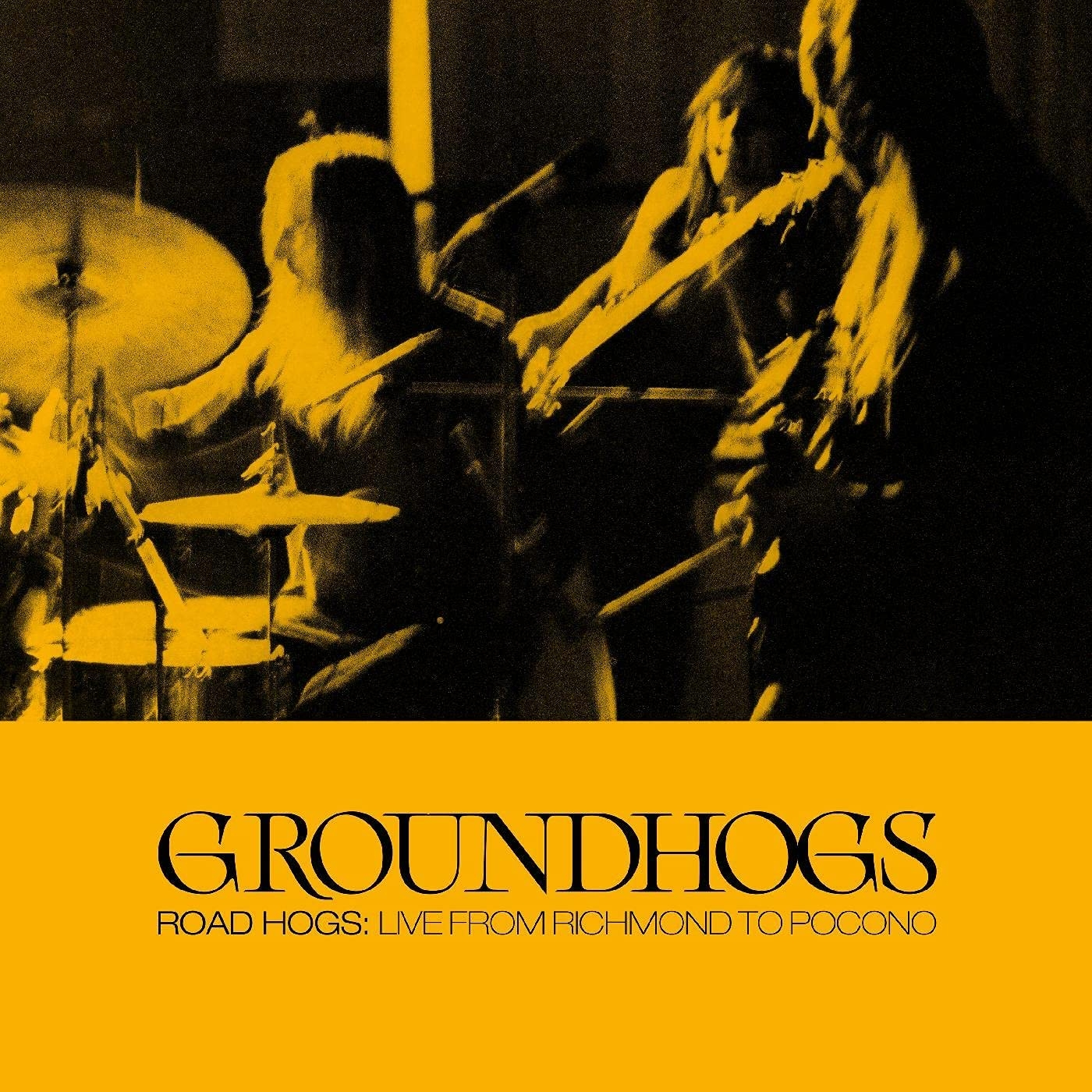 Roadhogs: Live from Richmond to Pocono Box Set (3CD)