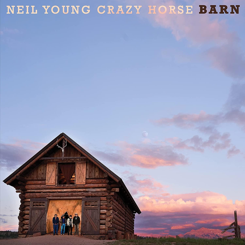 and Crazy Horse / Barn LP+CD+BLU-RAY BOX SET