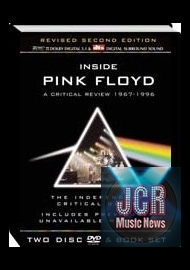 INSIDE PINK FLOYD: A CRITICAL REVIEW 1967-1996 2 DVD AND BOOK SET