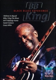 black blues experience (DVD IMPORT ZONE 2)