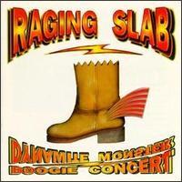 Raging Slab : Dynamite Monster Boogie Concert