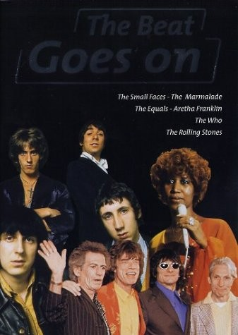 Rolling Stones, Kinks, Who...(DVD IMPORT ZONE 2)