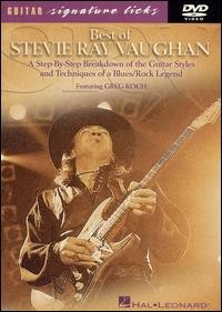 Best of Stevie Ray Vaughan (DVD IMPORT ZONE 1)