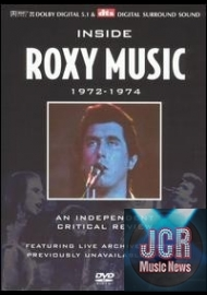 Inside Roxy Music 1972-1974 (DVD IMPORT ZONE 2)