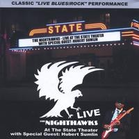 The Nighthawks - Live at The State Theater with Special Guest Hubert Sumlin (DVD IMPORT ZONE 1)