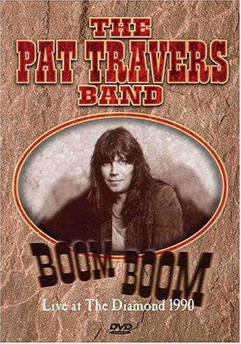 boom boom: live at the diamond Toronto 1990 (DVD IMPORT ZONE 2)