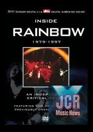 Inside Rainbow - The Independent Critical Guide 1979-1997 (DVD IMPORT ZONE 2)