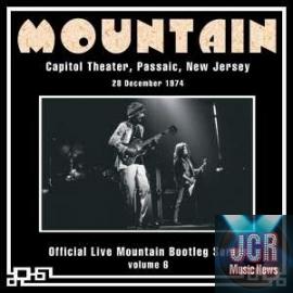 Official Live Mountain Bootleg Series Volume 6: Capitol Theater, Passaic, New Jersey, 28 December 1974