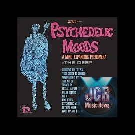 The Psychedelic Moods Of The Deep